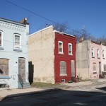 800 block of Markoe Street (Before)