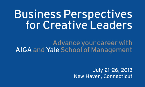 Business Perspectives for Creative Leaders